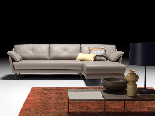 artanova switzerland horst ag gaia sofa canape exclusiv design moebel furniture meubles beige leder leather cuir